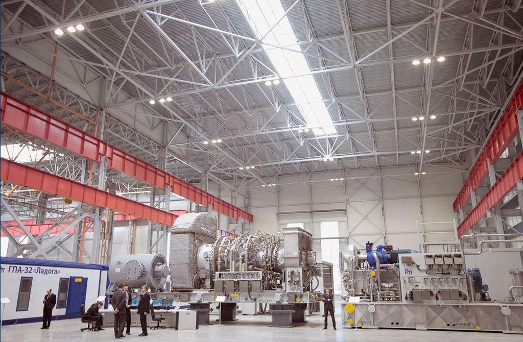 Техническая экскурсия  в рамках выставки «Энергетика и электротехника»