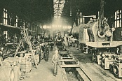 Locomotive assembly   workshop