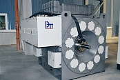 High–speed electric motor