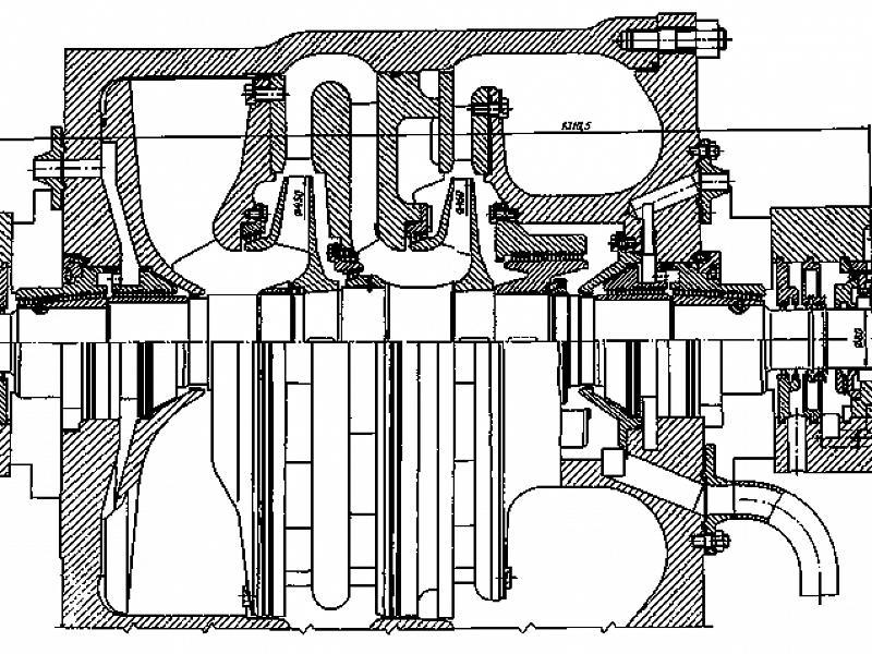 175 21 1 Compressor