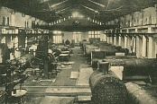 Locomotive - boiler workshop