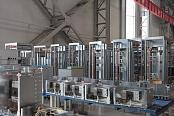 Electrical equipment production