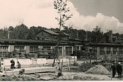 Construction of the Casing Manufacturing Shop started . 1959 .