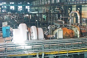Turbocompressor Unit of «Azovstal Iron and Steel Works»